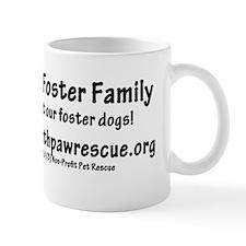 car magnet logo foster family Mug