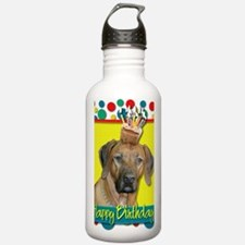 BirthdayCupcakeRhodesi Water Bottle
