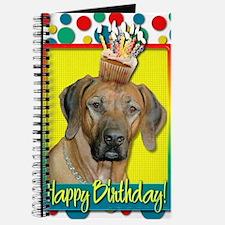 BirthdayCupcakeRhodesianRidgeback Journal