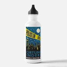 FortuneFinders-7x10 Water Bottle