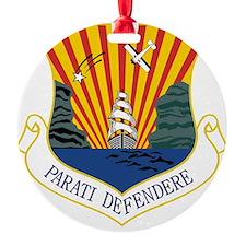 6th AMW - Parati Defendere Ornament