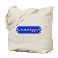 Gedalyph - (Get A Life) Tote Bag