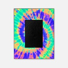 TieDyeColorful2 Picture Frame