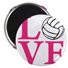 melon2, Volleyball LOVE Magnet