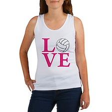 melon2, Volleyball LOVE Women's Tank Top