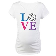 multi2, Volleyball LOVE Shirt