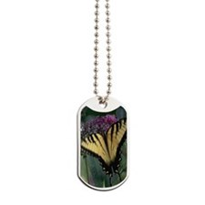 monarch butterfly Dog Tags