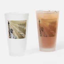 Ronald Reagan Quote Drinking Glass