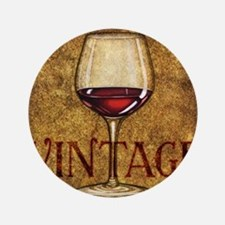 """Wine Best Seller 3.5"""" Button"""