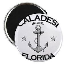 CALADESI ISLAND FLORIDA copy Magnet