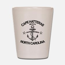 CAPE HATTERAS NORTH CAROLINA copy Shot Glass