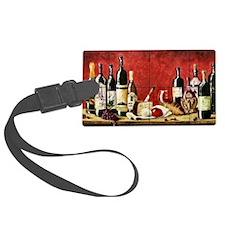 Wine Best Seller Luggage Tag
