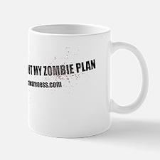 zombie-plan-light Mug