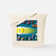 poolballs1 Tote Bag