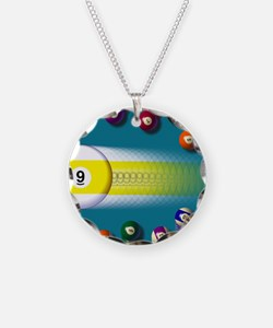 poolballs1 Necklace