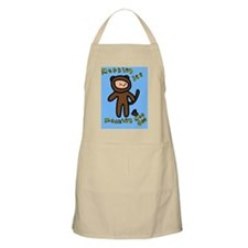 monkley see monkley do Apron