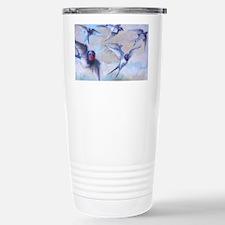 Barn Swallows Travel Mug