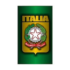 Italian Steel (cafe iPad) Decal