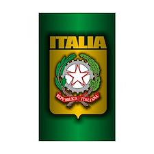 Italian Steel (cafe iPad2) Decal