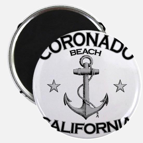 CORONADO BEACH CALIFORNIA copy Magnet
