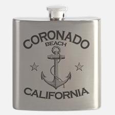 CORONADO BEACH CALIFORNIA copy Flask