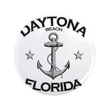 """DAYTONA BEACH FLORIDA copy 3.5"""" Button"""