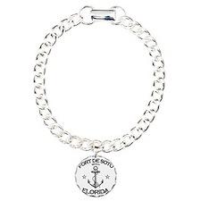 FORT DE SOTO FLORIDA cop Bracelet