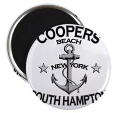 COOPERS BEACH SOUTH HAMPTON NY copy Magnet