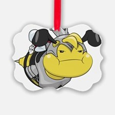 King Bee Ornament
