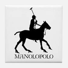 MANOLOPOLO --  Tile Coaster