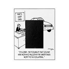 4414_loan_cartoon_LS Picture Frame