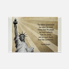 Ronald Reagan Quote Magnets