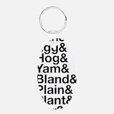 Ann names Keychains