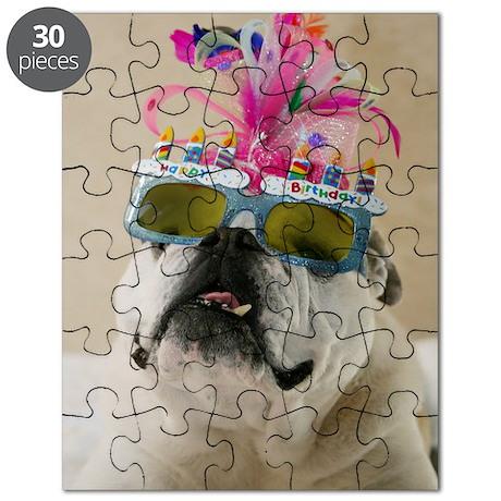 Happy Birthday Puzzle