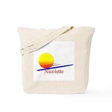 Nicolette Tote Bag