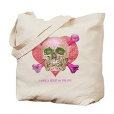 heart_on_for_you_2 Tote Bag