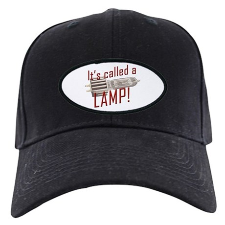 Lamp Black Cap