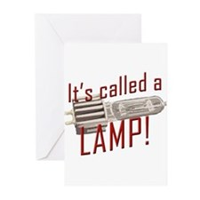 Lamp Greeting Cards (Pk of 10)