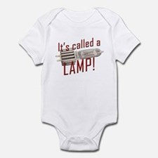 Lamp Infant Bodysuit