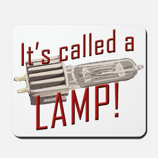 Lamp Mousepad
