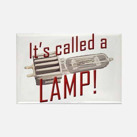 Lamp Rectangle Magnet