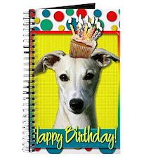 BirthdayCupcakeWhippet Journal