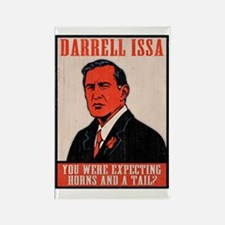 issa-don-T Rectangle Magnet