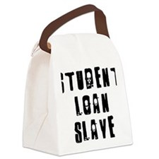 loanslave Canvas Lunch Bag