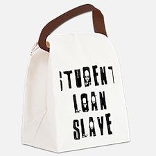 loanslave Canvas Lunch Bag