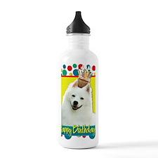 BirthdayCupcakeAmerica Sports Water Bottle