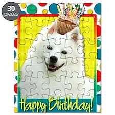 BirthdayCupcakeAmericanEskimo Puzzle
