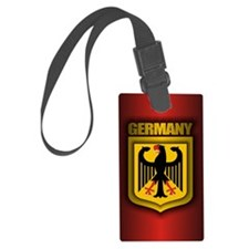 German stl (CiPD2) Luggage Tag