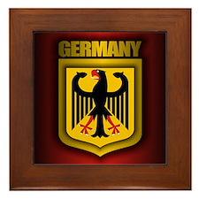 German stl (CiPD2) Framed Tile