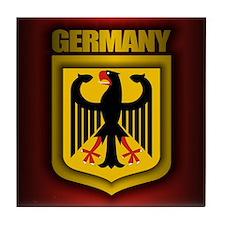 German stl (CiPD2) Tile Coaster